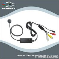 Color Dwdr Remote Head Camera