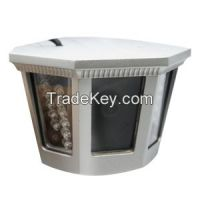 DWDR 700TVL Low Lux IR LED Vandal Proof Camera