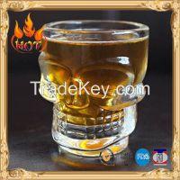 Hot Sale Skull Shot Glass