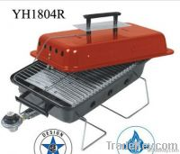 Square Foldable BBQ Gas Grill