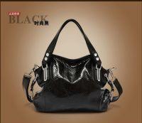 Handbag - Genuine Leather Handbag Tote