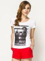 %100 cotton Short Sleeve OEM T-shirt for Women