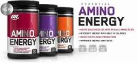 Optimum Essential AmiN.O. Energy  whey protein