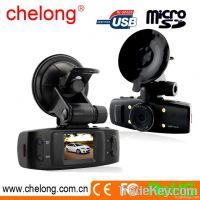 high quality stable performance 1080p Full HD Car DVR
