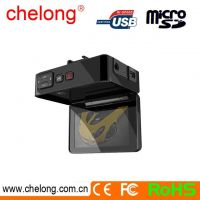 new arrival car dash camera with wifi gps