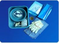 Disposable surgical intervention package