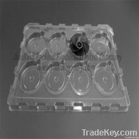 large industrial plastic tray