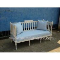 Germaine Lovely wooden Sofa