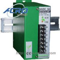 DC Motor Power Supply, 100W, Single Output