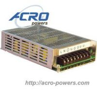 Enclosed Power Supply, 60W, Dual Output