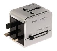 Multi-Nation Travel Adapter