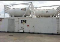 Used CAT generators C3512TA 920ekw  1150kva  50hz  1500rpm  400v
