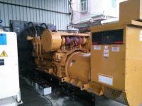 Used Caterpillar Diesel Generator C3512-1000KW