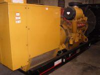Used Caterpillar Diesel Generator C3412-520KW