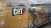 Good condition used  CAT diesel genset, diesel standby generator