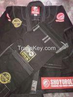 Brazilian Jiu-Jitsu Uniforms, custom made bjj gis,