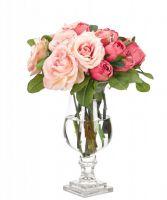 Chateau de Roses Silk Floral Arrangement