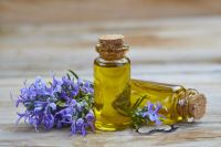 Certified Organic Essential Oils.