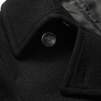 2013autumn new style men simple cotton coat