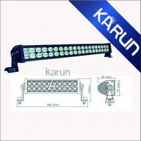 Popular 120 Watt 21.5 inch LED Light Bars for off road vehicles, ATV, UTV, Truck etc