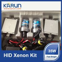 Fast Bright Auto Xenon HID Kit for car headlight replacement  H7 35W 4300K 6000K 8000K 12months warranty!