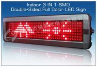 LED electronic display