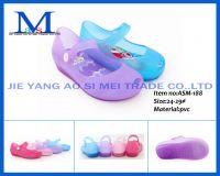Stylish children's beautiful flat fashion sandals for 2014 ASM-188