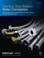 Easyflex Stainless steel Braided flexible water connector