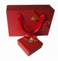 Cardboard Gift Box, Customer's Design Accepted
