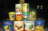 CANNED PINEAPPLE - HOT