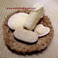 LUFFA SPONGES WITH GOOD PRICE