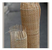 Natural rattan webbing cane material// Ms. Phoebe: +84344010866