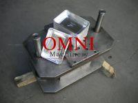 خط إنتاج علب الوجبات الغذائية من ورق الألومنيوم (الفويل) الأتوماتيكي OMNI-T45