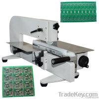 Manual rigid v-cut pcb cutting machine, pcb cutting tool, CWV-2M