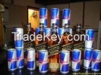 Johnny Walker Red, Green,Black, Energy Drinks and Many Other Teneseee