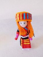 Traditional doll of Vietnamese ethnic group