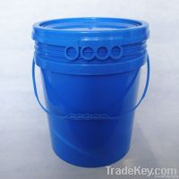 20L plastic bucket for paint with air hole