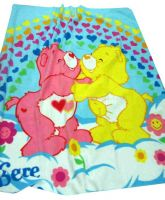 printed polar fleece blanket,jacquard blanket