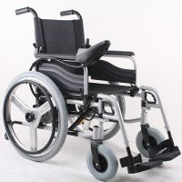 electric power wheelchair 22' standard big wheel  BZ-6101
