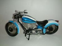 Glass motorcycle. Business souvenir. Colored glass. Handmade.