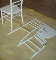 banquet chair parts