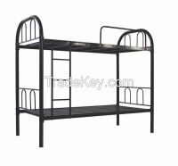 28kgs Metal Bunk Bed /Cheap Steel Metal Bunk Bed Export to Dubai Doha