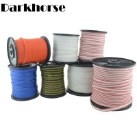 Electric fence polytape for horse fence