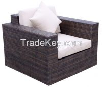 Plastic furniture garden sofa set