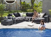 Outdoor furniture garden sofa  KS1418