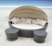 Outdoor furniture fashion daybed  KD1216