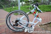 26 hummer mountain bike folding mtb transmission for bicycle dis