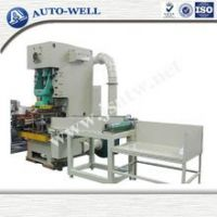 Automatic aluminum foil food container/box/plate/tray making machine with CE