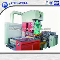 high accuracy aluminum foil food container machinery with CE