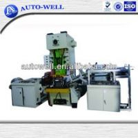 kitchen aluminum foil food container machine with CE